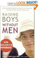 Linden Gross co-authored Raising Boys without Men