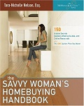 Tara Nicholle Nelson_Savvy Woman Homebuying Handbook_150 px vertical