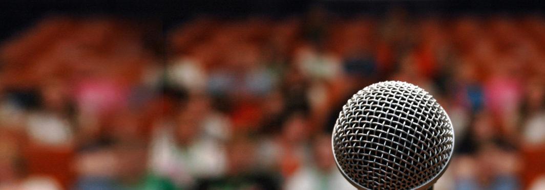 Building a Writer's Platform – Public Speaking